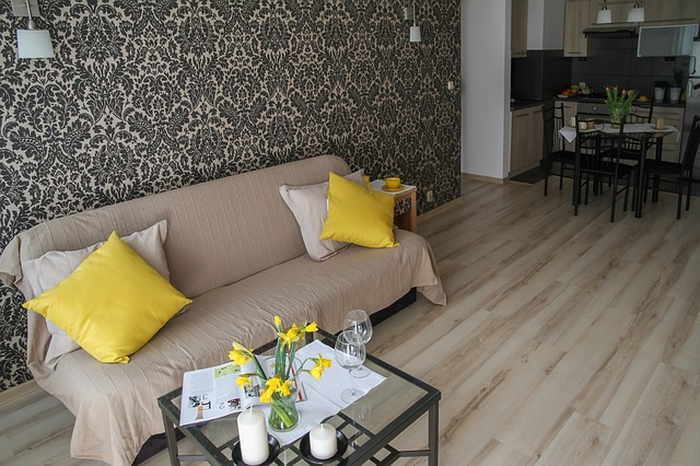 homestaging decoration interieure location