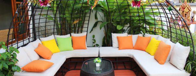 mobilier jardin location courte duree