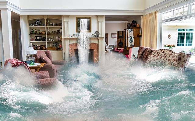 inondation contrat de location saisonniere