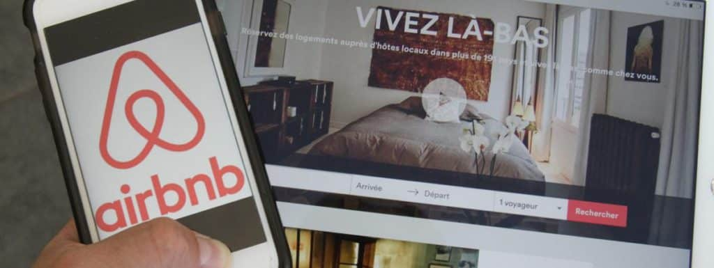 location airbnb annonce algorithme