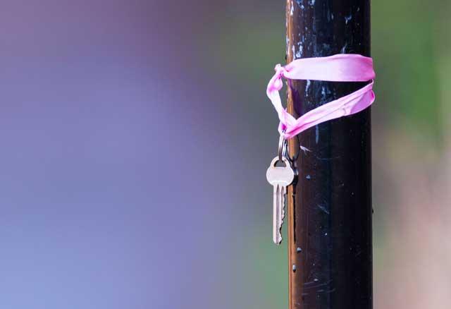location courte durée stocker ses clés