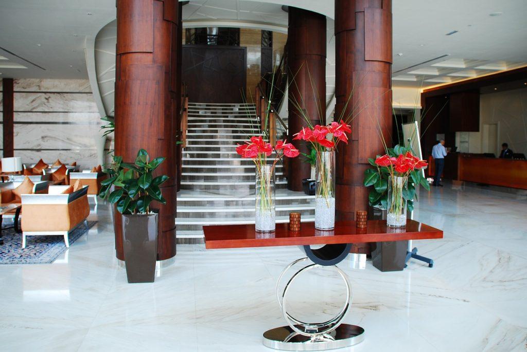 Hotel et location meublée