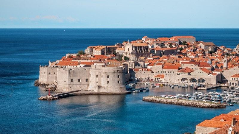 location saisonnière en Croatie