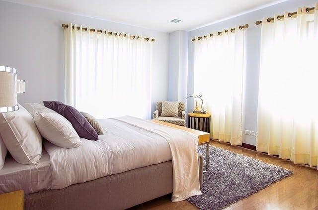 linge lit oreillers airbnb