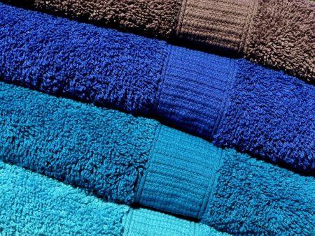 serviettes salle de bains location