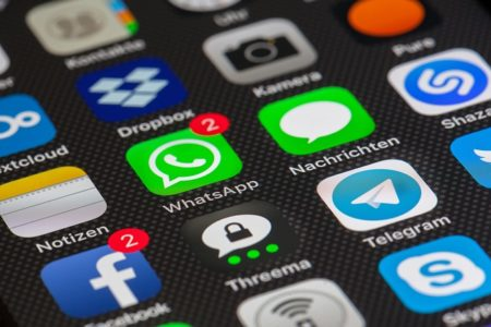 whatsapp application location courte durée