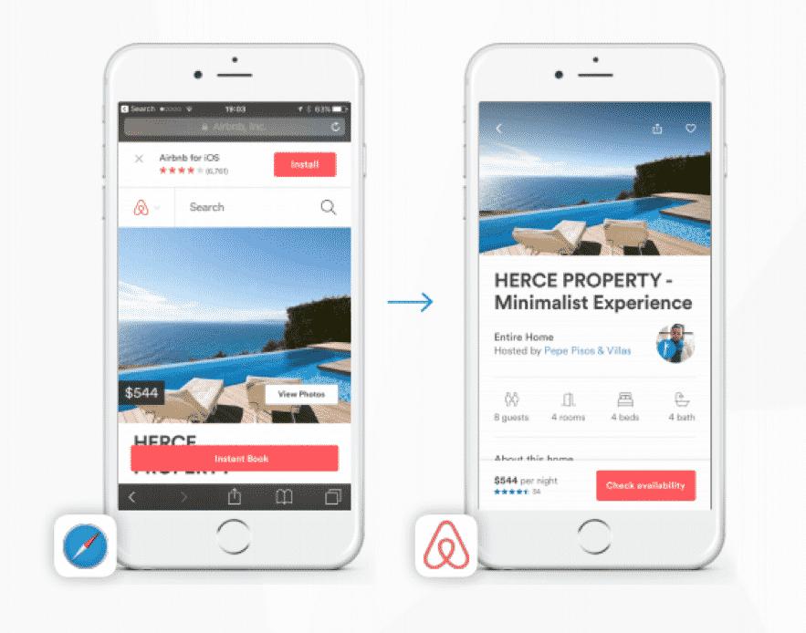 application-mobile-de-airbnb