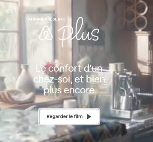 Airbnb Plus hospitalite confort