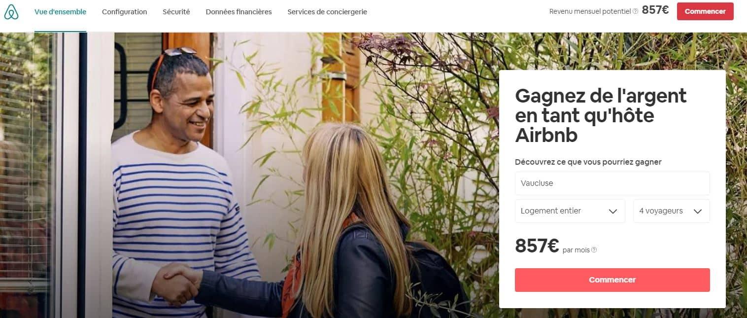 pourquoi airbnb