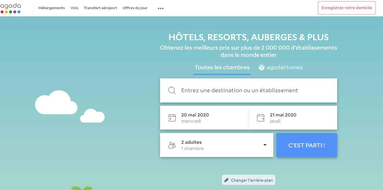 Booking.com, Priceline, Expedia, Tripadvisor, Agoda : Quel site est le meilleur ?