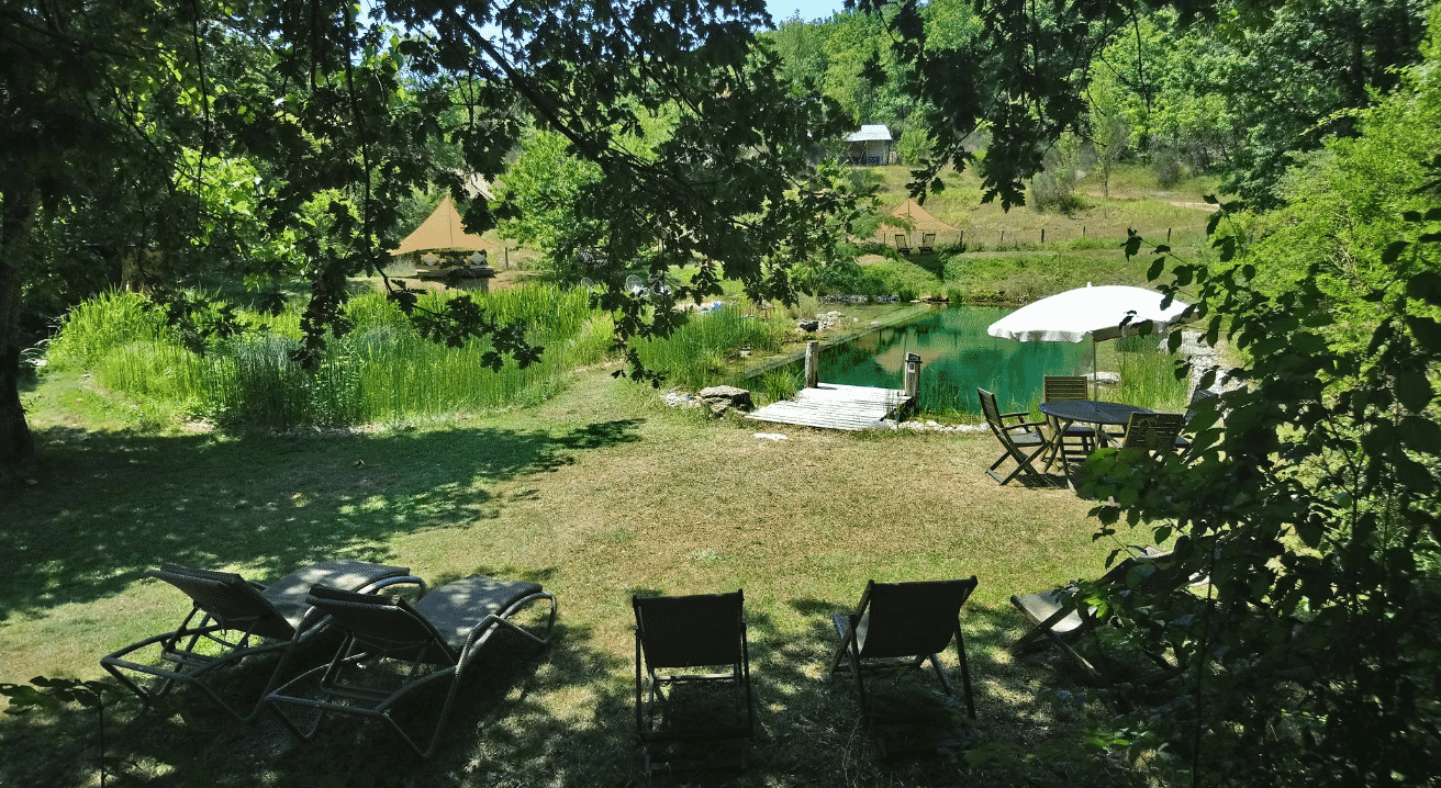 Le Camp camping
