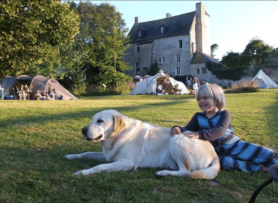 Le Château de Monfréville