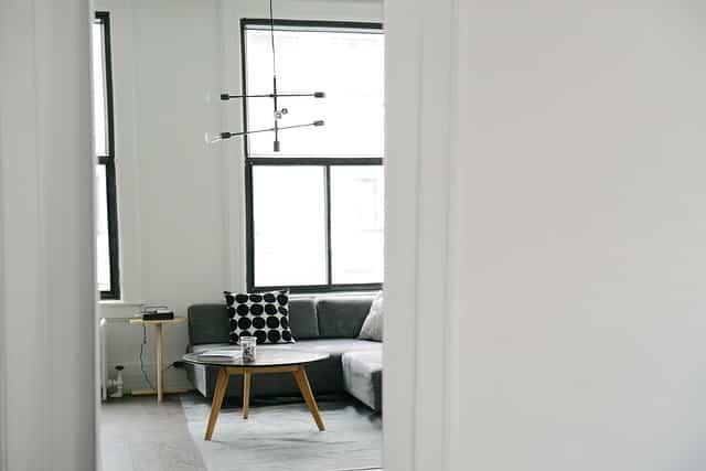 équipement salon airbnb